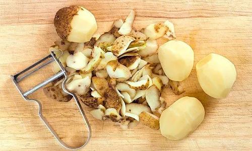 Применение картофельной кожуры