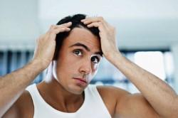 Уменьшение количества седых волос