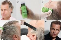Камуфлирование светлых волос