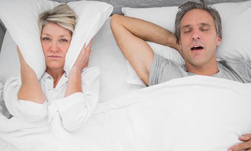 Проблема храпа во сне