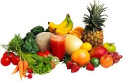 Фрукты с витамином C