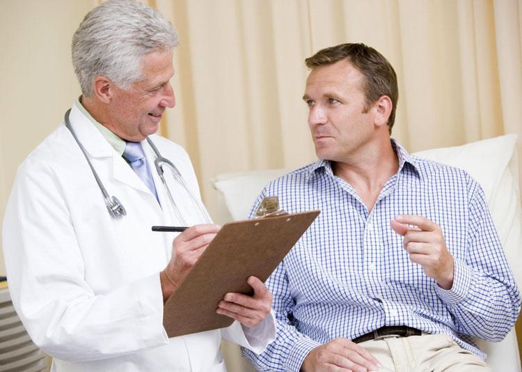 какой врач при импотенции