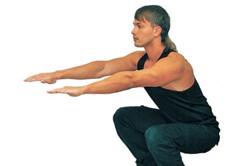 Упражнения против застоя в крови