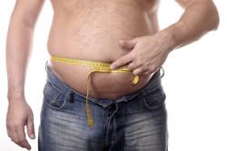 Ожирение - одна из причин простаты