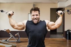 Эффективная тренировка наращивания мышц