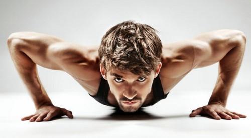 Человек в хорошей физической форме