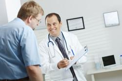 Повторный прием у врача после курса лечения