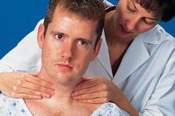 Киста щитовидной железы у мужчин