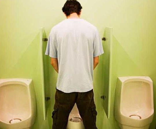 Сходить в туалет при простатите