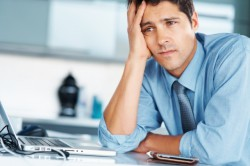 Отсутствие энергии и настроения у мужчины