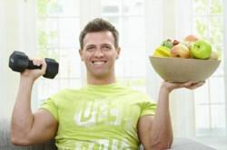 Физическая нагрузка и здоровое питание