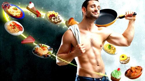 Вопрос необходимого количества калорий в день для мужчин