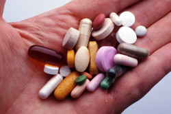 Употребление витаминов для поддержания организма после 50 лет
