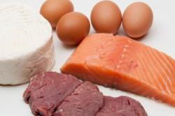 Натуральный протеин в продуктах
