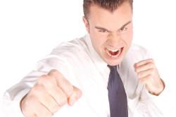 Выход нервного перенапряжения и агрессии