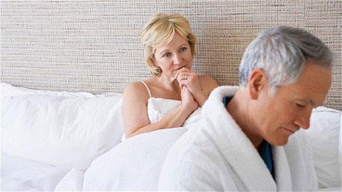Проблемы в половых отношениях