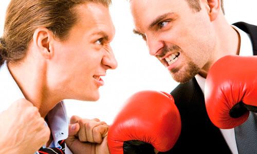 Повышенная агрессивность у мужчин