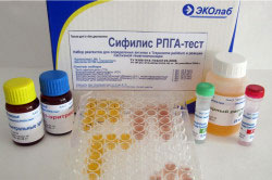 Препараты для диагностики и лечения сифилиса