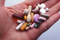 Подавление естественной микрофлоры антибиотиками