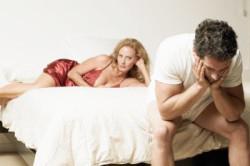 Снижение половой функции у мужчины при гормональном сбое