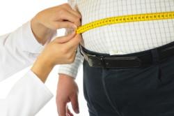 Лишний вес у мужчин