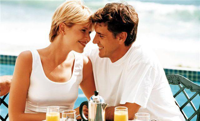Интимная связь на отдыхе