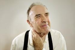 Рисунок 5. Непереносимость лучевой терапии в пожилом возрасте