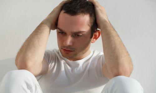 Плохое самочувствие из-за простатита