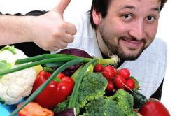 Правильное питание для мужчины