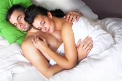 Сон под одним одеялом