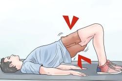 Выполнение упражнения Кегеля