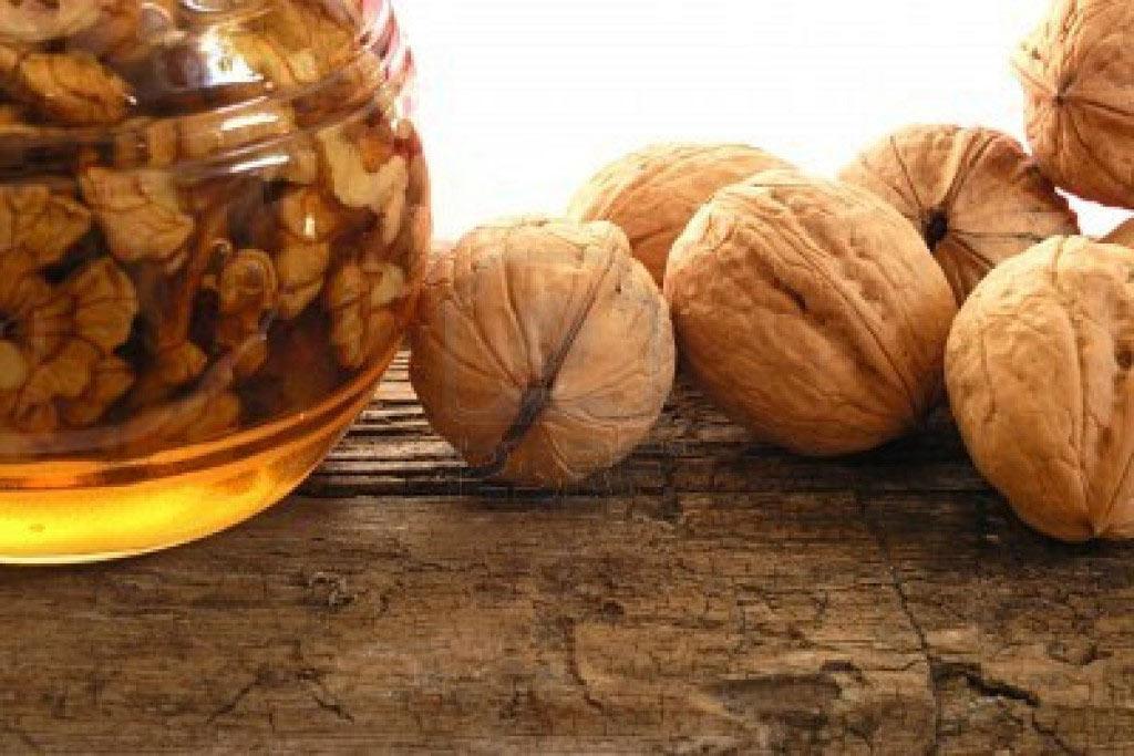 Грецкие орехи с медом секс