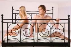 Нерегулярные половые отношения