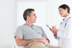 Обследование в клинике