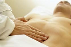 Повреждение органов брюшной полости