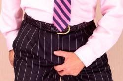 Зуд в паху вследствие появления белых пятен на половом члене