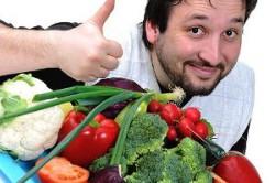 Вегетарианская диета для мужчин