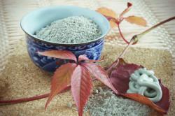 Голубая глина для лечения воспалений