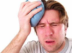 Головокружение и головные боли от употребления препарата