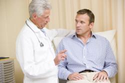 Обследование мужчины с подозрением на бесплодие у врача