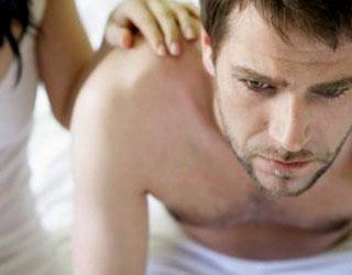 Недостаточная концентрация цинка в организме мужчины