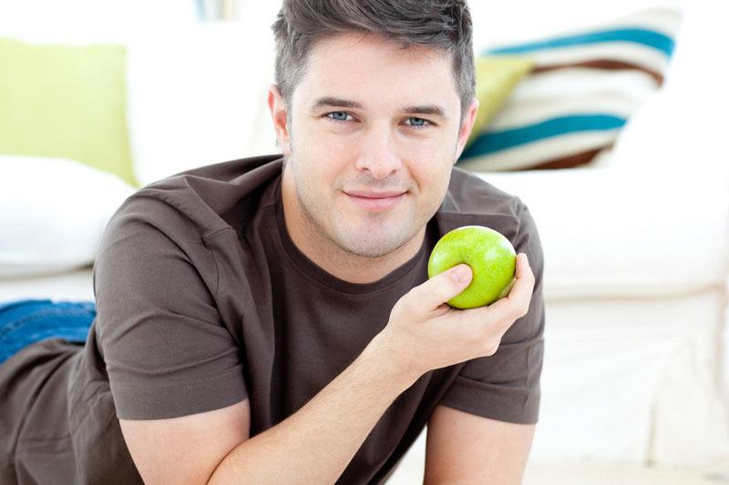Правильное питание мужчины - залог здоровья