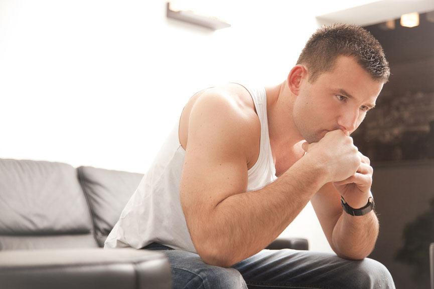 Проблема с опухолью крайней плоти у мужчины