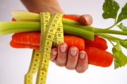 Соблюдение диеты для лечения малоподвижности сперматозоидов
