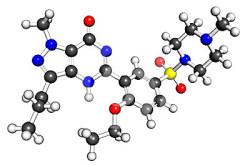 Основной компонент препаратов для улучшения потенции Силденафил