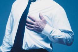 Побочные явления при приеме Тамсулозина -ощущение учащенного сердцебиения