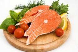 Высокое содержание витамина Е в рыбе