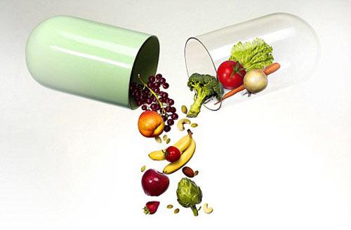 Витамины и микроэлементы в капсуле