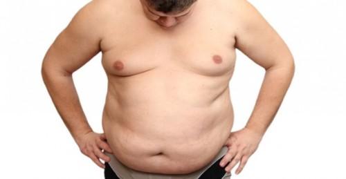 как растет жир на животе