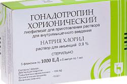 Гонадотропин хорионический, помогающий сохранить здоровье мужчины